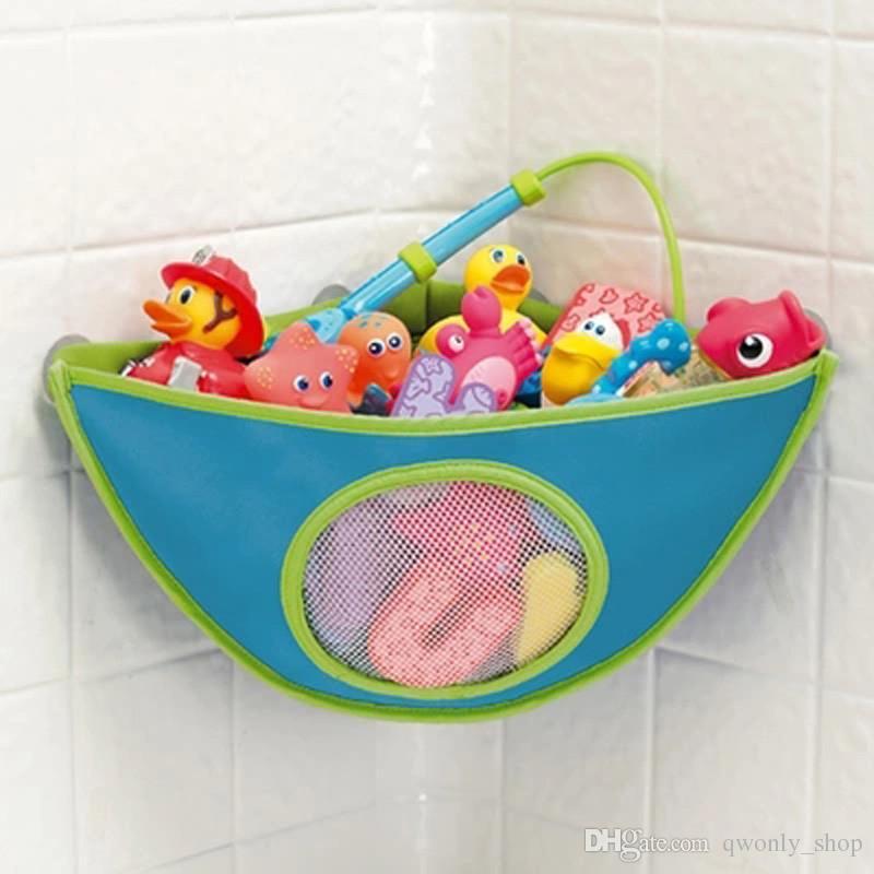 Baby Bath Toy Hanging Storage Bag Organizer Baby Kids Bath Tub Waterproof  Toy Hanging Bathroom Storage Toy Hanging Storage Bag Bathroom Storage Bag  ...