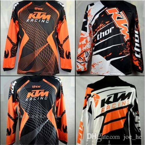 683203064 2019 Brand KTM Motocross Jerseys T Shirts OFF ROAD Motorcycle Bicycle  Cycling Jerseys Breathable Sweatshirt MTB Downhill Jersey Quick Dry From  Joe he
