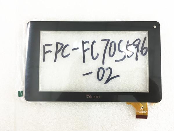 Замена сенсорного экрана стекла для FPC-FC70S596-02