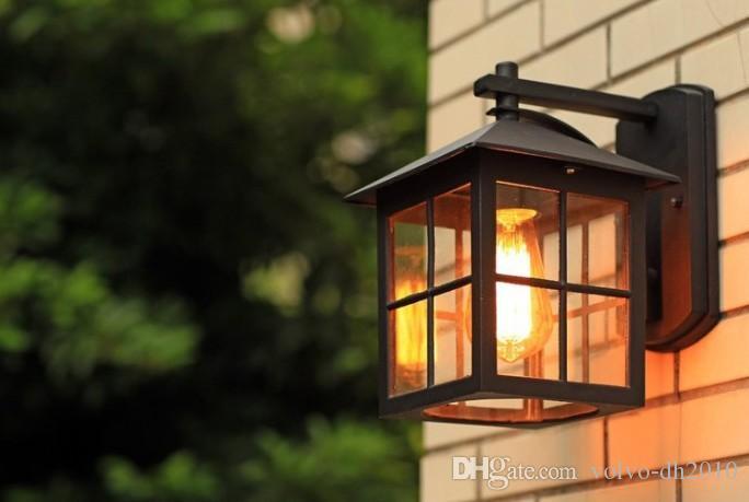 Moderne Lampen 56 : Großhandel wandleuchte american country style einfache moderne