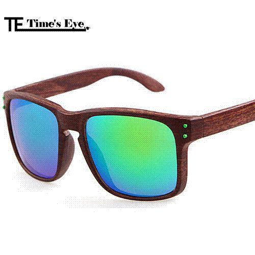 1d3d5630b8b Fashion Wood Sunglasses Men Brand New Designer Goggles Gafas De Sol ...