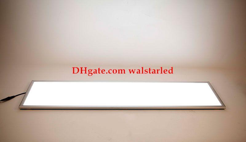 36w 72w super bright office lighting led grille lighting panel flat light square led light panel side lighting panel