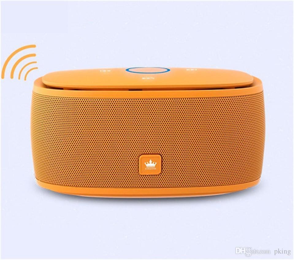 K5 Bluetooth Lautsprecher TF-Karten-Player-Freisprecheinrichtung Mic Super Bass-Sound-Lautsprecher Einzigartige App Application Control-Lautsprecher