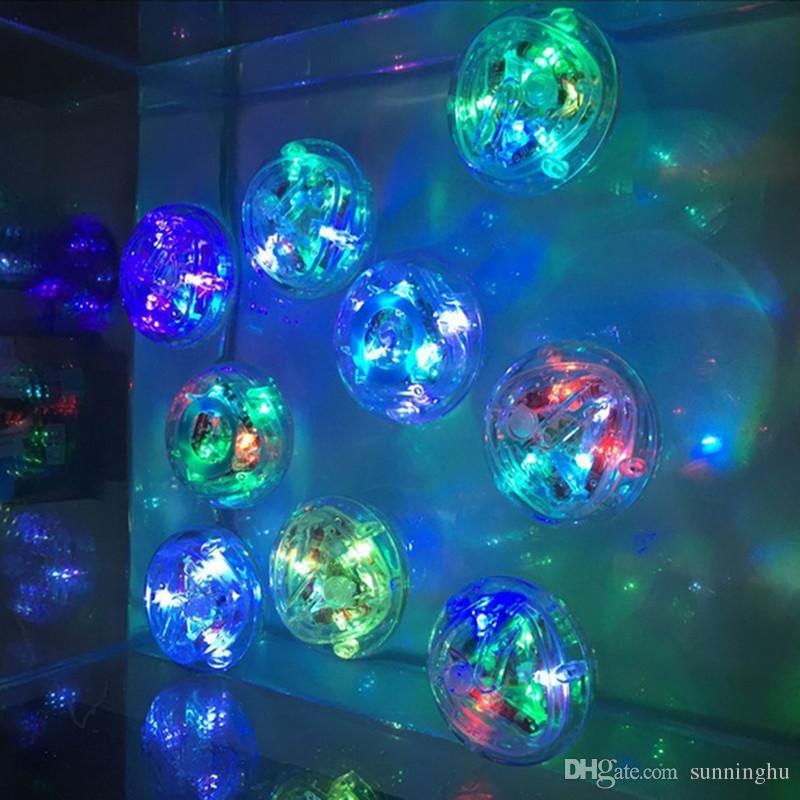 Engraçado Bebê Banheiro LED Flash de Luz Brinquedos Infantis Crianças Colorido Mudando Engraçado À Prova D 'Água em Banheira Banheira Melhor Presente Brinquedos Para As Crianças