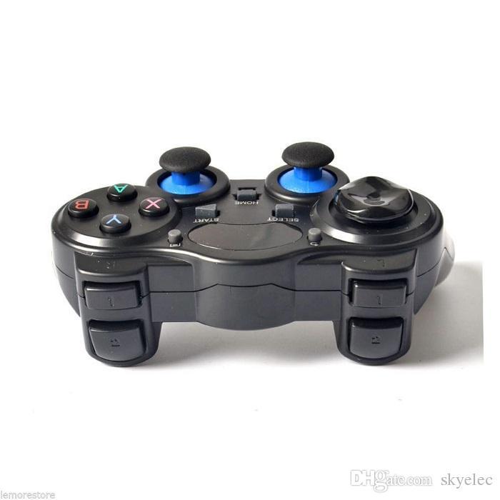 لعبة تحكم 2.4 جرام لعبة تحكم لاسلكية لعبة غمبد المقود لالروبوت صندوق التلفزيون غمبد المقود أركيد تحكم لعبة ios الروبوت