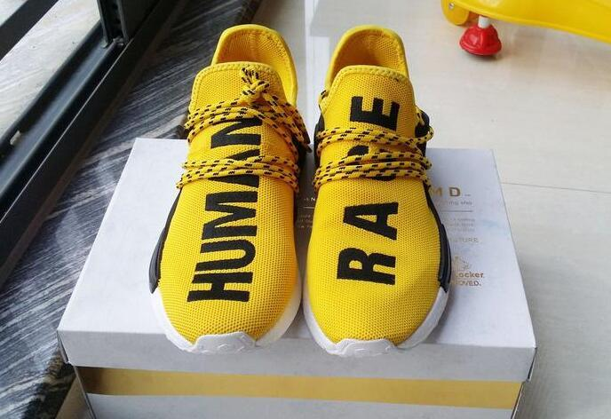 Adidas NMD human race green! Extreme review
