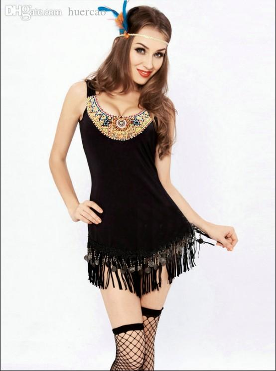2018 Wholesale Cabaret Costumes Women 2016 Sexy Halloween Costumes Sexy Pocahontas Costumes Sexy Costumes Women 3f1600 From Huercao $26.01 | Dhgate.Com  sc 1 st  DHgate.com & 2018 Wholesale Cabaret Costumes Women 2016 Sexy Halloween Costumes ...