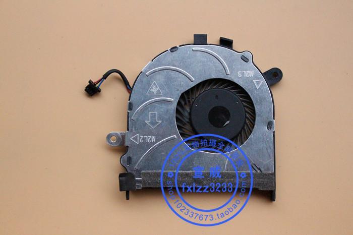 Nouveau Original pour Dell Inspiron 7000 13-7347 735313 Série ventilateur de refroidissement pour ordinateur portable p57G 0DW2RJ