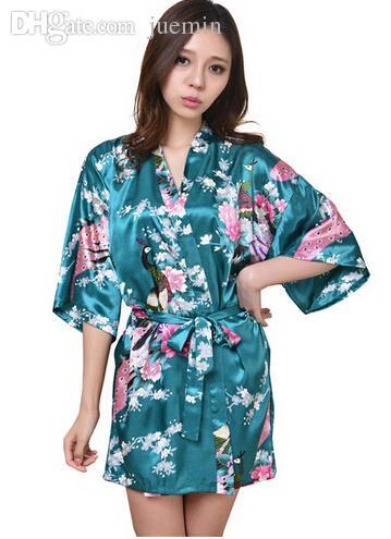 95d99420df8 Wholesale-Hot Sale Pink Summer Women Silk Nightgown Bridesmaid ...