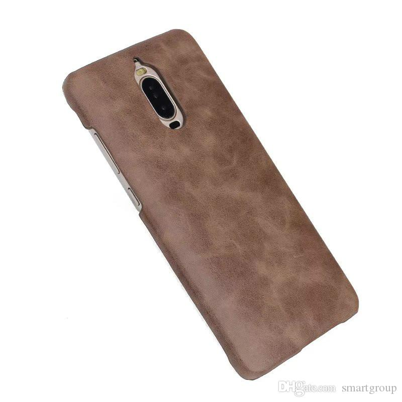 For Huawei Mate 9 Pro Case Hot Sale Genuine Leather Holster Protective Backup Back Cover Case For Huawei Ascend Mate 9 Pro