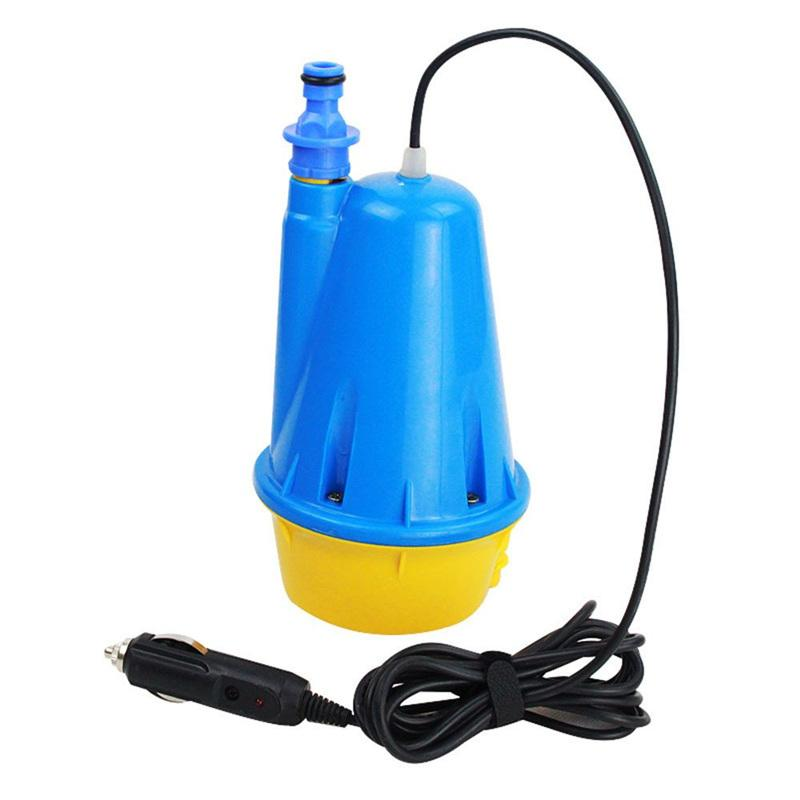 2019 Submersible Water Pump Car Washer Gun With 3m