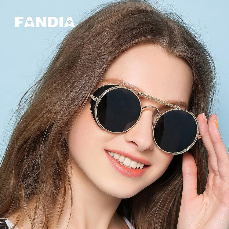 Yurt Wind Fashion Film Holland High Quality House Glasses Personality Color Sunglasses Wholesale Reflective 2016 3AR4jL5