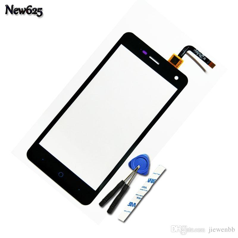 Black/White Sensor Screen For ZTE Blade L3 Touch Screen Glass Digitizer Screen Versions V1.0 Replacement + Tracking
