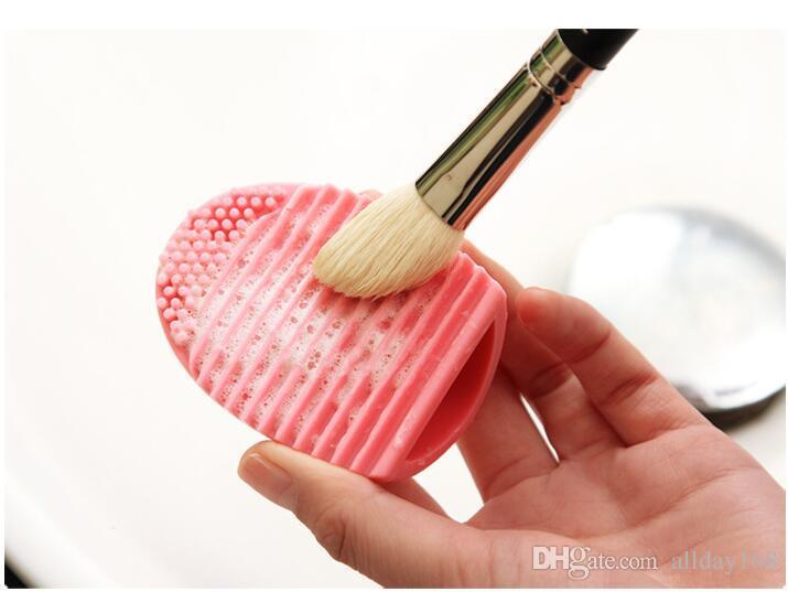 Brushegg Pro Egg Cleaning Glove Cleaning Makeup Washing
