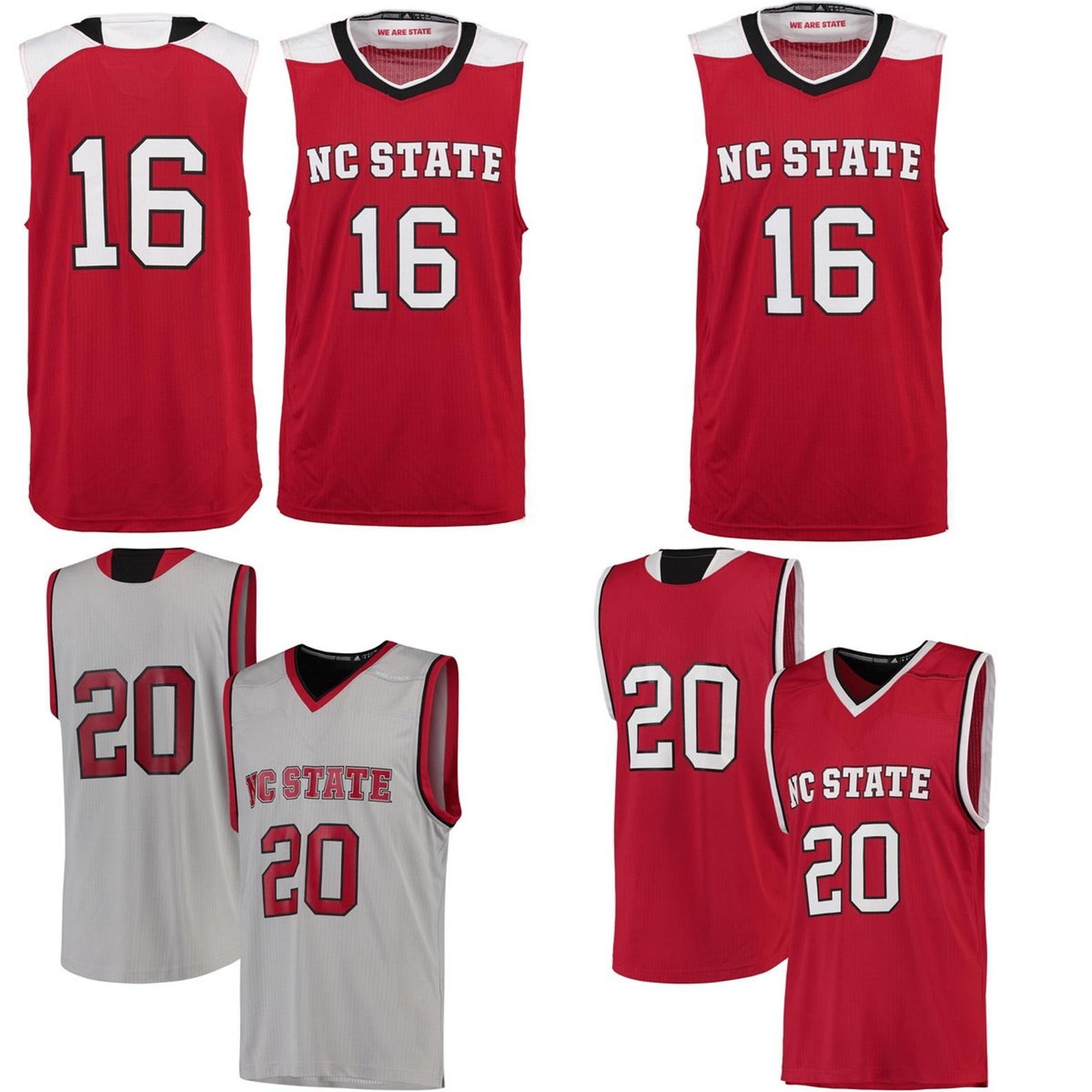Wholesale Customize Mens Womens Kids NCAA NC State Wolfpack Basketball  Jersey Custom Any Name Any No. S-5XL College Basketball Sport Jerseys Best  Quality ... 507c8edac