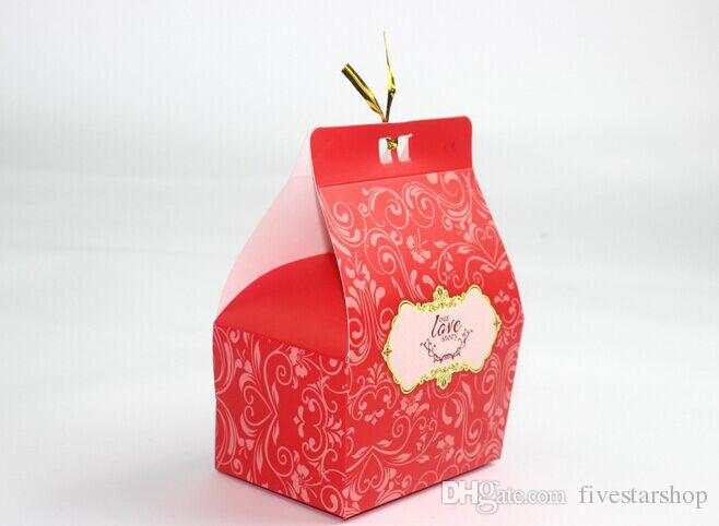 OUR LOVE STORY Wedding Favour Favor Sweet Cake Gift Candy Boxes Bags Anniversary Party,