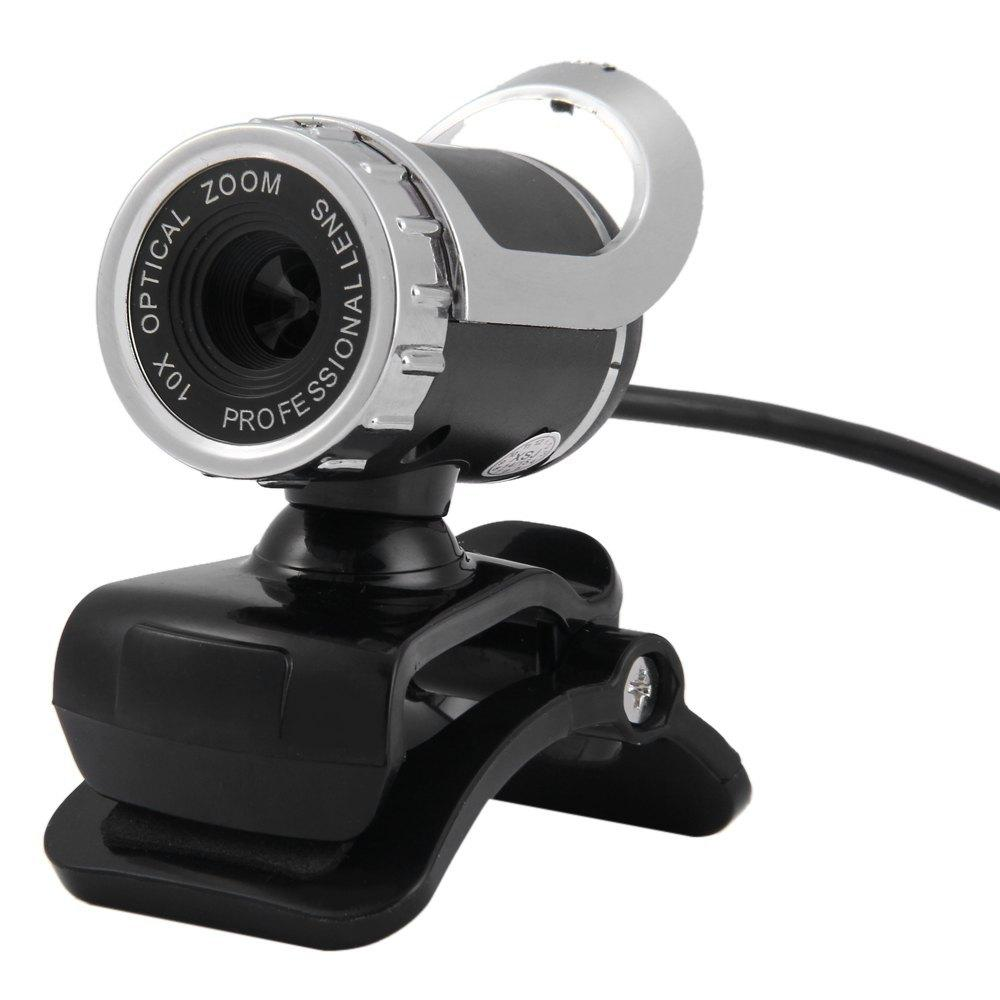 A859 Webcams HD 12.0 MP 3 LED USB Camera built-in sound-absorbing microphone