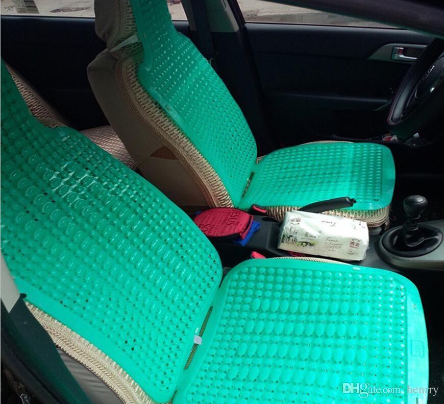 Automotive Car Truck Van Minibus Forklift Taxi Summer Cool Mat Plastic  Models Breathable Cushions Common Free Dhl Revolving Car Seat Cushion  Rotating Car ... - Automotive Car Truck Van Minibus Forklift Taxi Summer Cool Mat