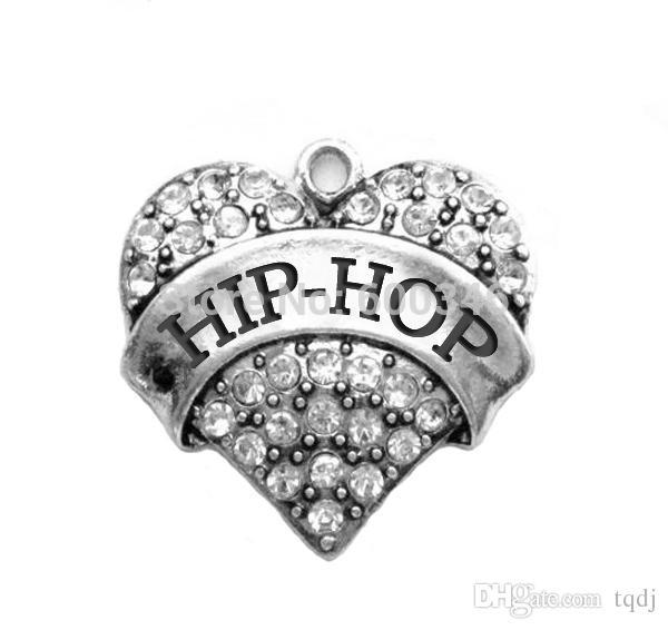2018 custom made hip hop charms heart crystals charms jewelry from 2018 custom made hip hop charms heart crystals charms jewelry from tqdj 4523 dhgate aloadofball Gallery