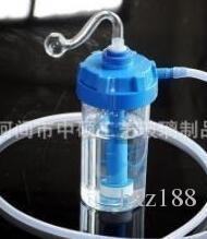 Акриловые кислородные бутылки нюхательный табак, кальян оптом стекло, стекло бонг, цвет случайная Доставка, Бесплатная доставка, большой лучше 10шт