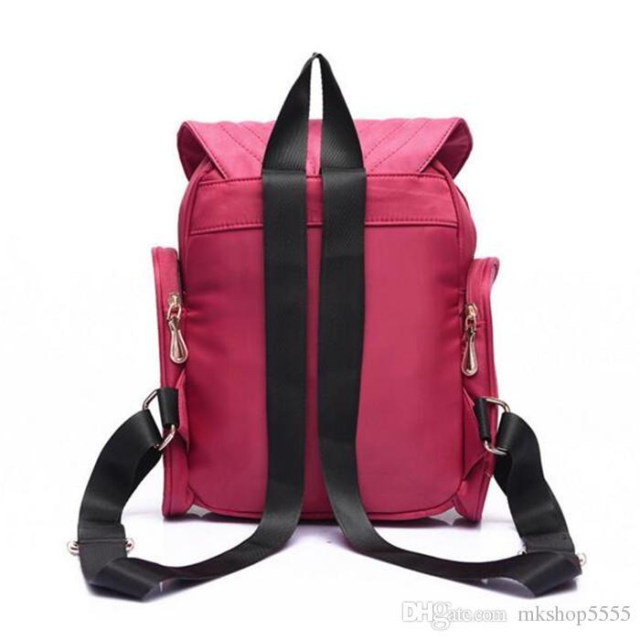 2018 Stylish girl Backpack Cool Black PU Leather Owl Backpack Female Hot Sale Women shoulder bag school bags Leisure Travel Backpack Blosas