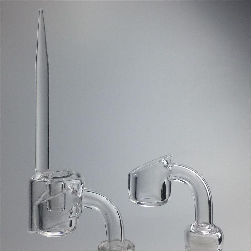 4 mm cuarzo banger carb cap dabber para tubos de agua de vidrio 10 mm 14 mm 18 mm macho hembra plataforma petrolera club de cuarzo carb cap dabbler
