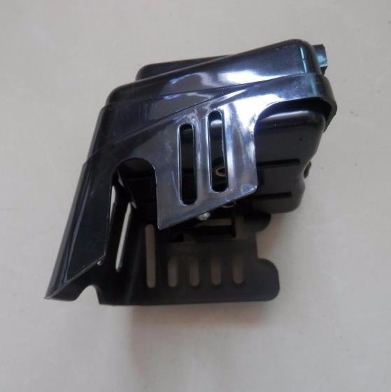 filtro de ar montagem para o chinês 1E40F-5 40F-5 completa filtro de ar Cortador de escova trimmer 40-5 motor