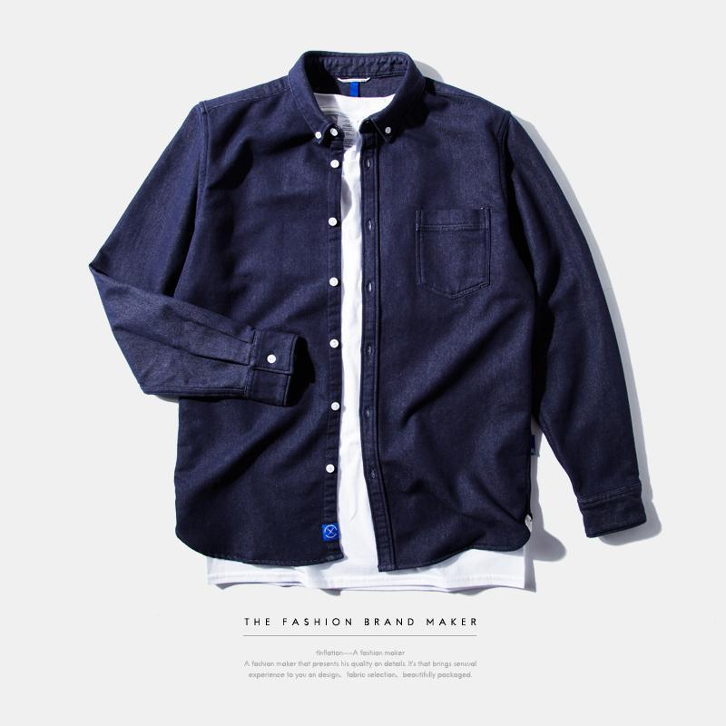 f6a1089d1cd Wholesale- INFLATION Men Shirts Swag Cotton Linen Men Shirt Long ...
