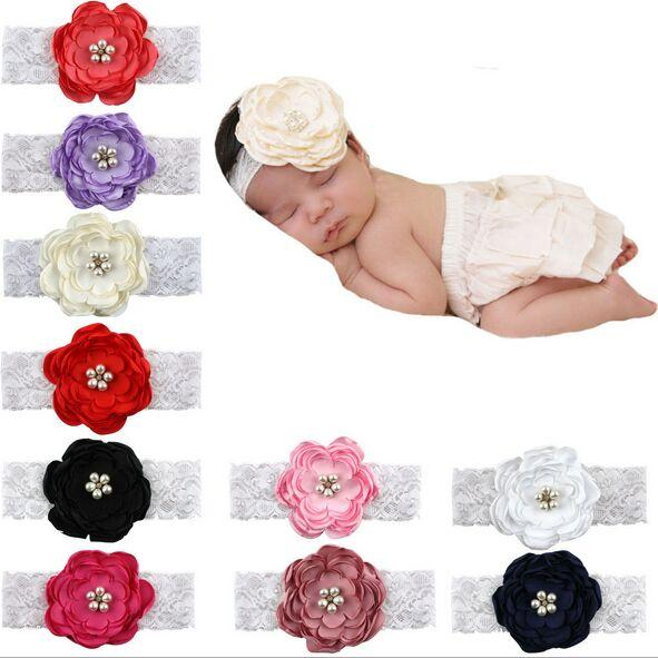 Accessories 100% Quality 16 Color Tiny Hollowed Out Flowers Hair Clips Cute Baby Little Girl Hairpins Princess Headwear Hair Accessories Pink