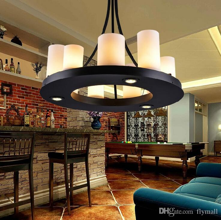 Kevin Reilly Altar Modern Pendant Lamp Remote Control Chandelier ...