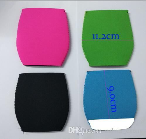 Wine Glass Koozie water bottle NEOPRENE beer wine mugs glass protective casing 9*12cm available DHL