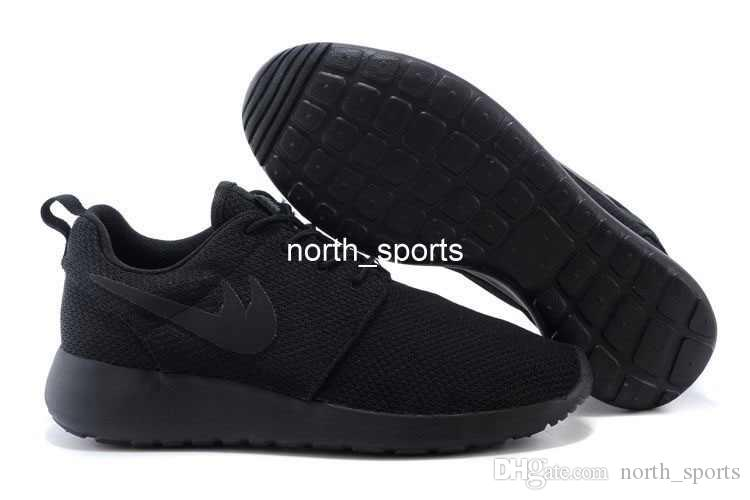sale retailer ecb82 c7b64 Top Quality Classical Run All Black Running Shoes For Men & Women,  Lightweight London Olympic Athletic Outdoor Runs Sneakers Eur Size 36-45
