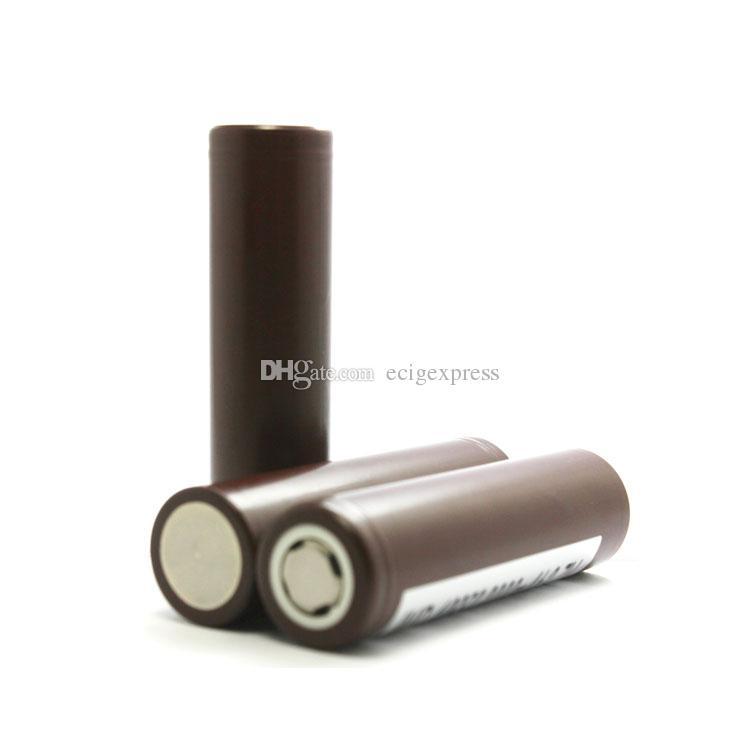 HG2 18650 Батарея 3000MAH 35A Разрядник Литиевая аккумуляторная батарея PK VTC4 VTC5 25R HE4 30Q Батарея