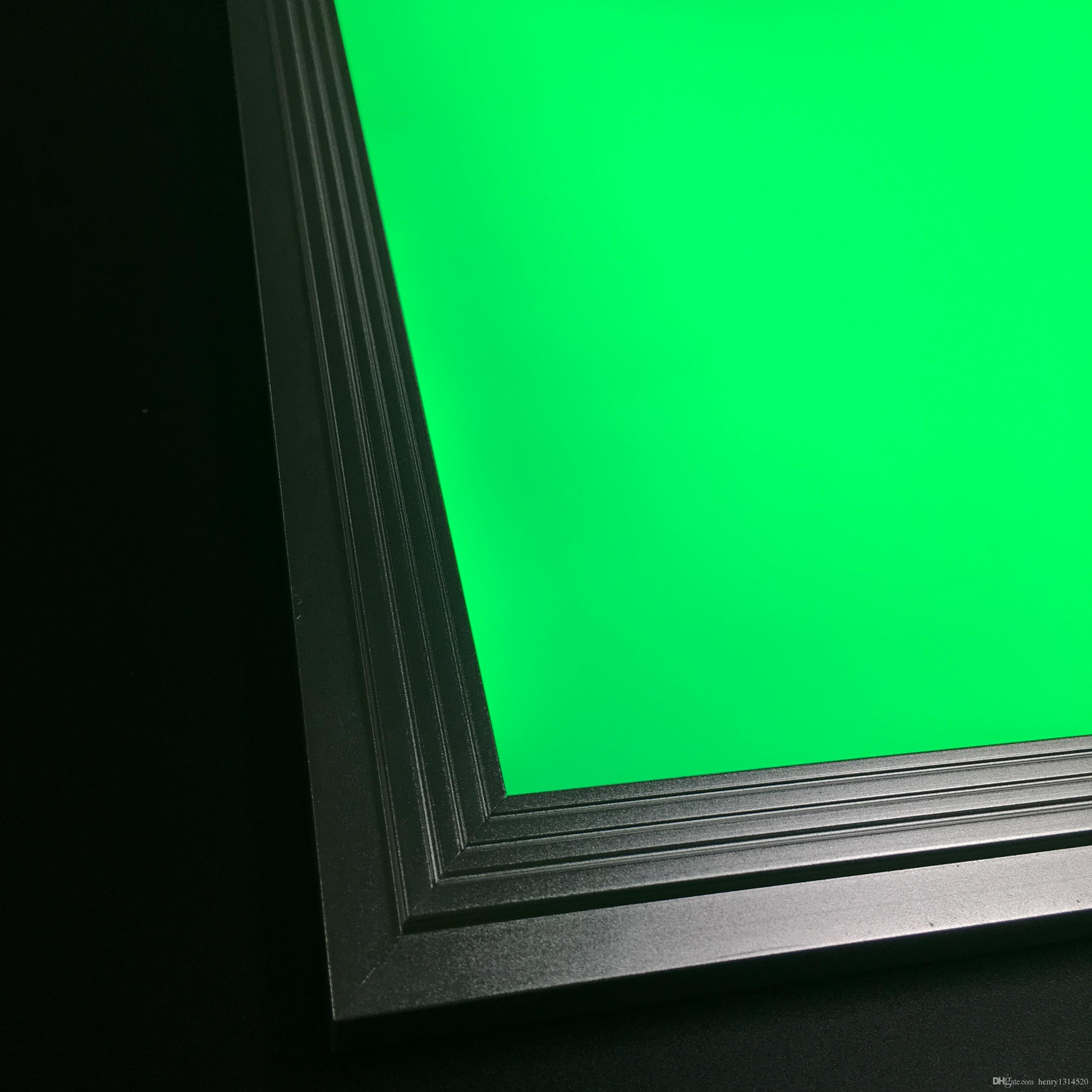 Rgb Color Adjustable And Dimmable Led Panel Light 300x300mm With
