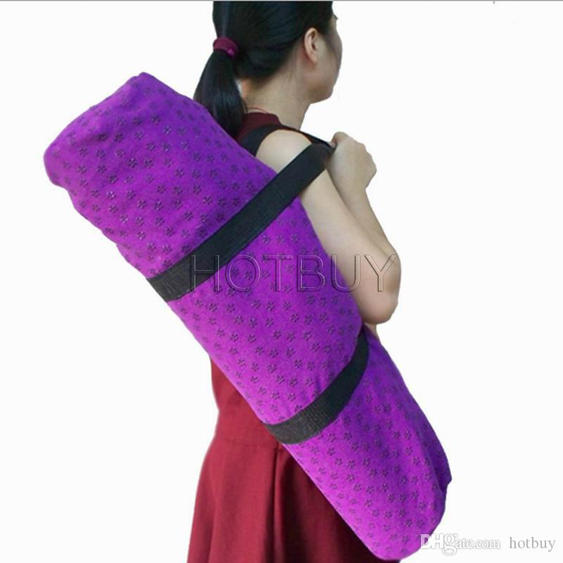 Yoga Mat Bag Extra Large for Men And Women Easy Open Full-zip the Easy Way to Carry Your Yoga Mat Fits Most Large Size Yoga Mats #4108