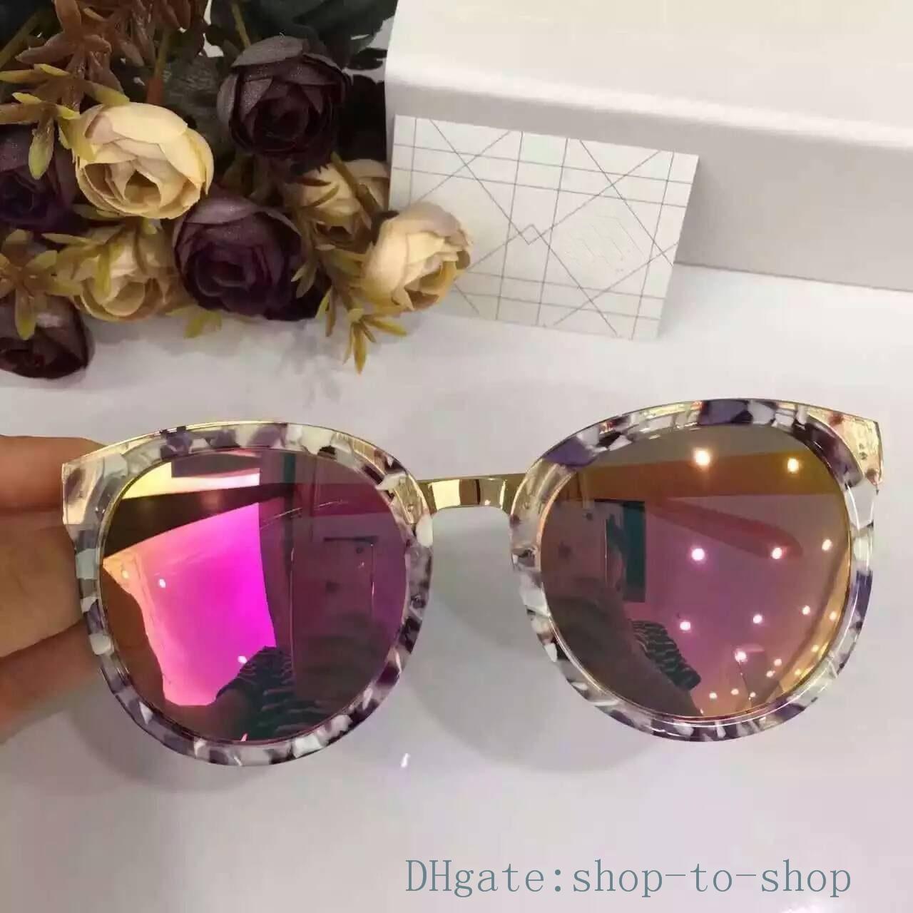 Großhandel Mehr Farbe Di Color Frame Brillen Herren Oversized Von ...