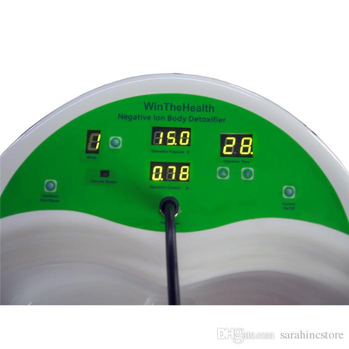 뜨거운 이온 클렌저 무료 배송 DHL / 페덱스 / UPS / EMS C01 높은 이온 청소기 해독 기계 Footbath 발 스파 살롱 머신