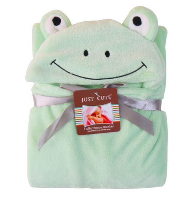 Cartoon Baby Blanket Swaddle Infant Bedding Quilt Sleeping Bag Baby Clothing Sets Envelope Newborns Kawaii Kids Cloak
