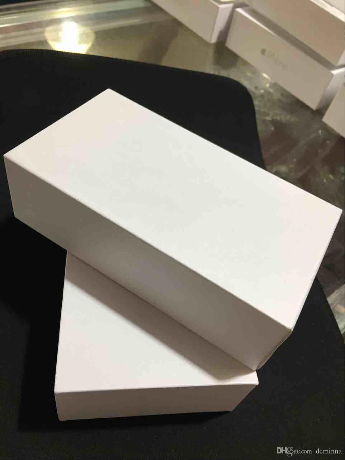 2017 New Vide Boîtes de vente au détail Boîte de téléphone portable pour iPhone 5 5s SE 5c 6 6s 7 plus