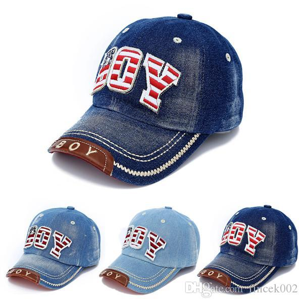 2016 Summer On Sale Kids Fashion Cap Children Boys Girls Casual Cotton  Letter Baseball Caps Adjustable Hip Hop Snapback Sun Caps High Quality Cap  Sleeve P ... a6f1936840fe