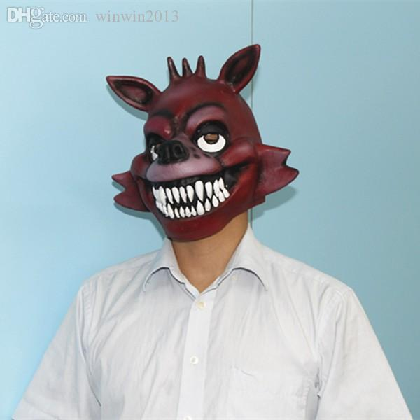 2018 Wholesale Wholesale Five Nights At Freddy'S 2 Foxy Mask ...