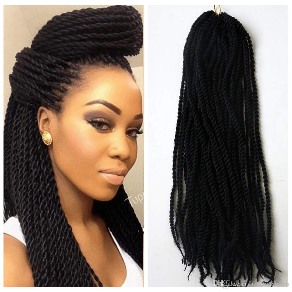 Senegalese Twist Hair Wholesale Price Havana Mambo Twist