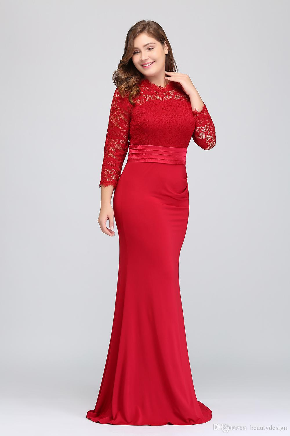 Plus Size 2018 Real Pictures Cheap Bridesmaid Dresses Long Chiffon A-Line Formal Dresses Modest Special Occasion Evening Gowns CPS613