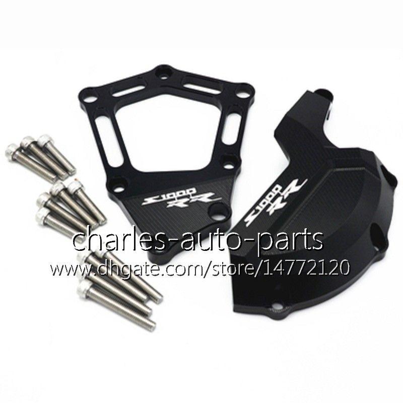 Motorcycle Engine Saver Stator Case Guard Cover Slider Protector For BMW S1000RR HP4 K42 K46 2009 2010 2011 2012 2013 2014 2015 2016 2017