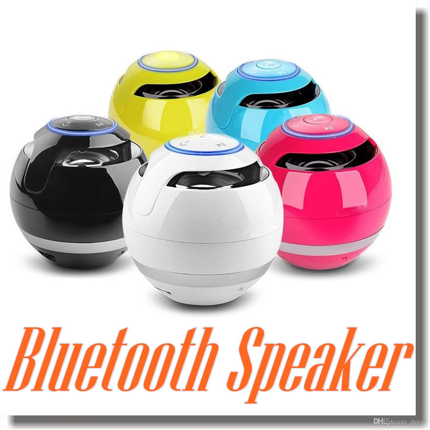 gs009 5 colors round ball bluetooth speaker Top Result 50 New Loudest Portable Speakers