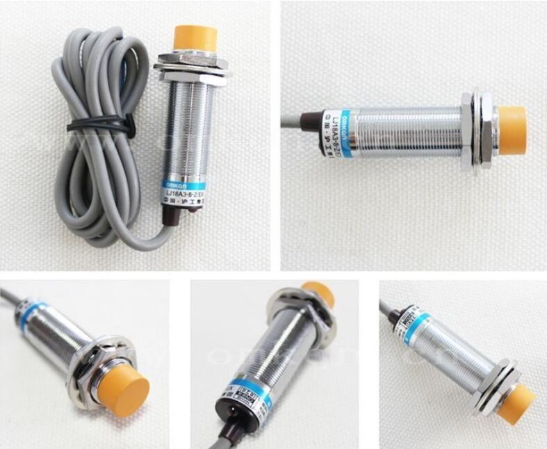 Inductive Sensor Proximity Switch M18 AC 90-250V 2Wire NC NO Detection Distance 8mm CHIIB LJ18A3-8-J/EZ DZ