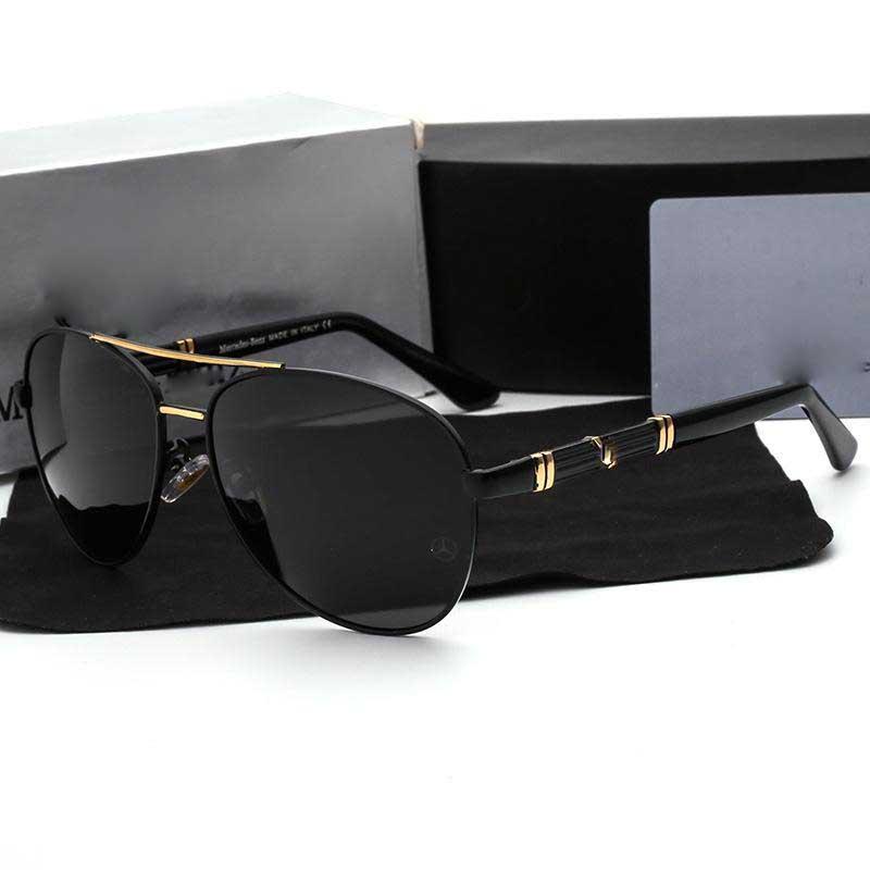 0ea7eb0abc New Brand Men S Designer Sunglasses With Hd Polarized Glasses For Men High  Quality Brands Luxury Sun Glasses Driving Rays UV400 Protection Mens  Eyeglasses ...