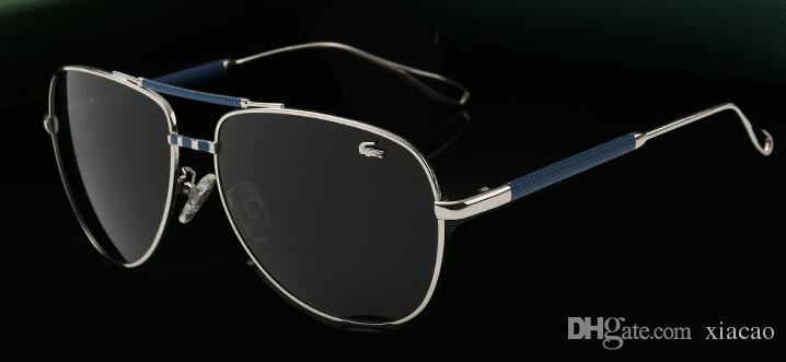 Novos homens polarizing óculos de sol 2016 condução ao ar livre fatastic moda legal esportes óculos de sol frete grátis
