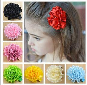 newborn flower girl hair small colorful baby hair clip bows hair band hair accessories for gilrs hair accessories for babies children hair accessories from