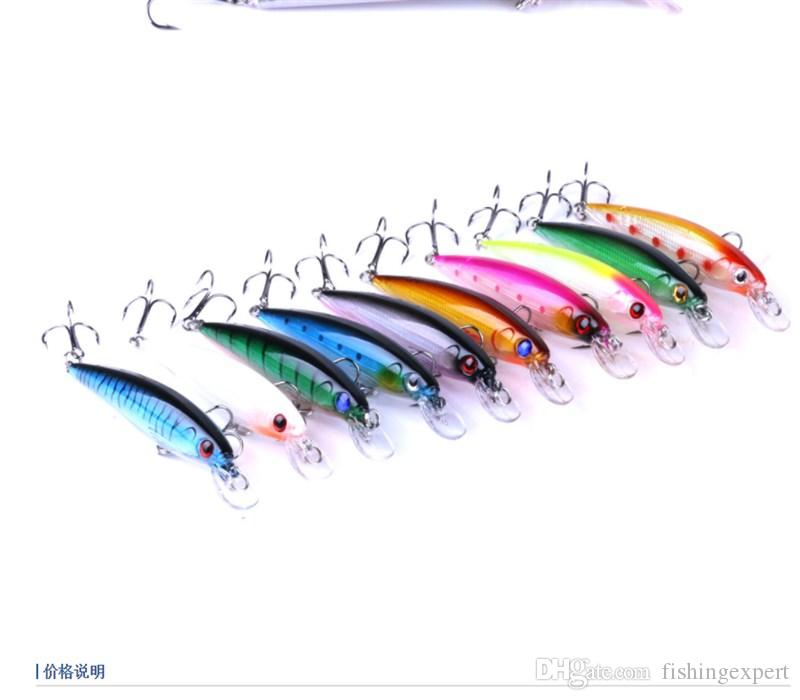 3D Eyes Hard Plastic Baits 210g Pencil Minnow Fishing Lure and Multi-colors Jerkbaits Fishing Tackle for Saltwater with Top Quality